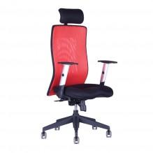 Židle CALYPSO GRAND SP červená